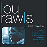 (Jazz / Blues / Swing) [CD] Lou Rawls - Finest Collection - 2002, FLAC (tracks), lossless