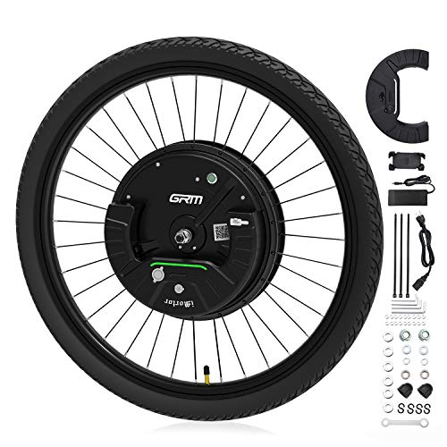 GRM iMortor 3.0 Wireless Electric Bike Wheel