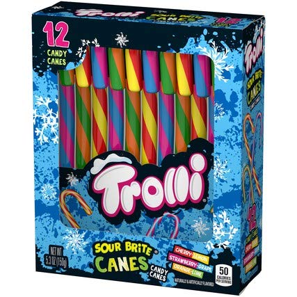 Candy Canes Made by Your Favorite Candy Makers