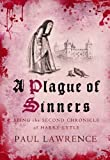 A Plague of Sinners, Paul Lawrence, 0749015675
