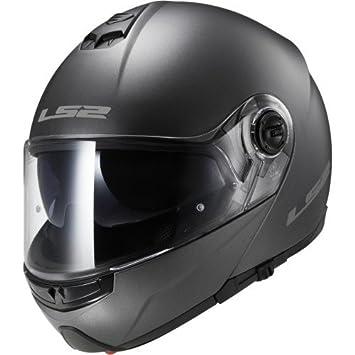 LS2 503251007 M ff325 casco talla M Titanium titanio 58