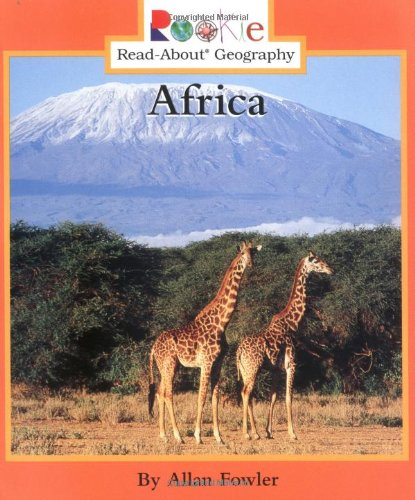 Africa (Rookie Read-About Geography) -
