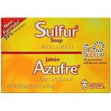 Jabon de Azufre con Lanolin - Grisi - Acne Cleanser