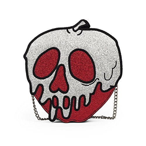 Danielle Nicole Disney Snow White One Bite Apple Crossbody Bag (Snow White Handbag)