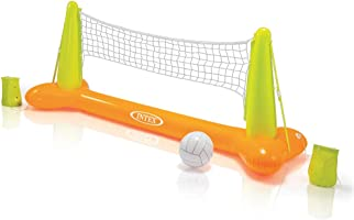 "Intex Pool Volleyball Game, 94"" X 25"" X 36"", for Ages 6+"