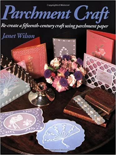 Book Parchment Craft (Country Crafts) by Janet Wilson (1995-09-01)
