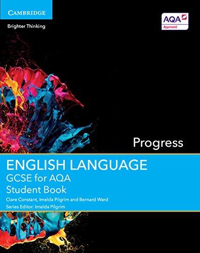 GCSE English Language for AQA Progress Student Book (GCSE English Language AQA) Paperback – Student Edition, 4 Jun. 2015
