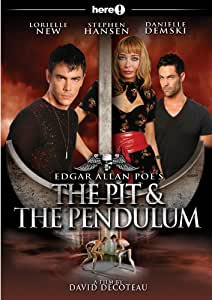 Edgar Allan Poe's The Pit And The Pendulum
