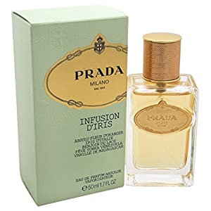 12. Prada Milano Infusion D'Iris Absolu Fleur D'Oranger by Prada for Women - 1.7 oz EDP Absolue Spray