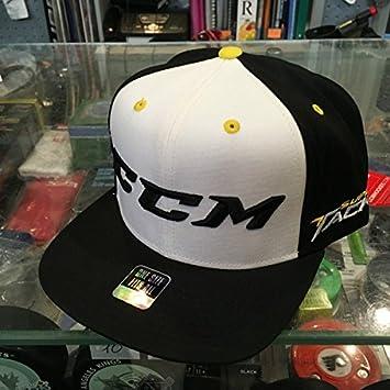 614b561c067 CCM Super Tacks Flat Brim Hat Cap OSFA, size:Unisize: Amazon.co.uk ...