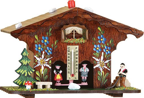 German Black Forest weather house TU 821 Trenkle
