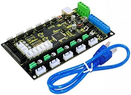 MKS Base V1.2 Placa del Controlador de Impresora 3D para Rampas ...