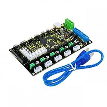 Magideal MKS Base V1.2 placa de control 3d impresora reemplazar ...