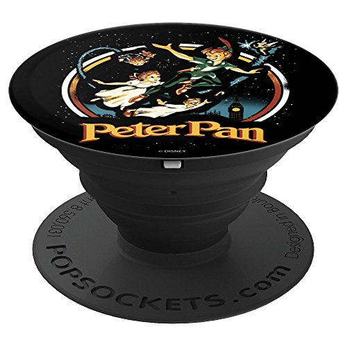 Disney Peter Pan Darling Flight - PopSockets Grip and Stand for Phones and Tablets
