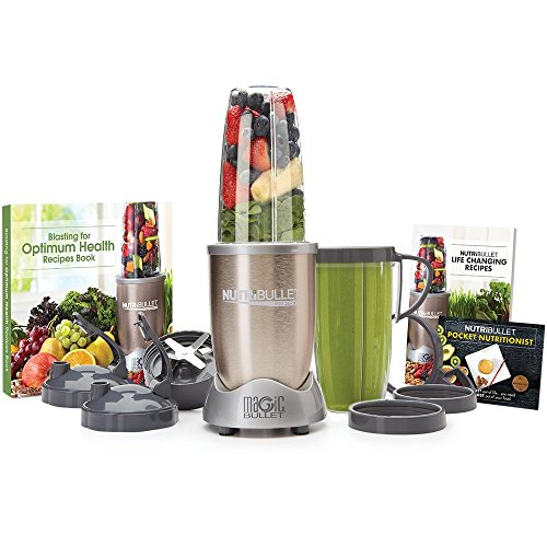 NutriBullet PRO Blender/Mixer, 9-piece Set (Certified for sale  Delivered anywhere in USA