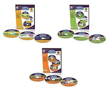 Amazon.com: Programa de aprendizaje de lectura infantil con ...