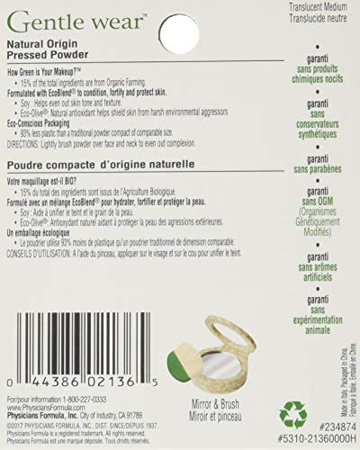 Buy organic physicians formula