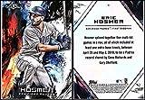 2018 Topps Fire Baseball #9 Eric Hosmer San Diego Padres