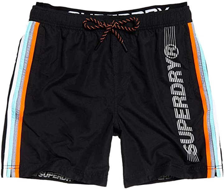 Superdry State Volley Swim Short Pantaloncini Uomo