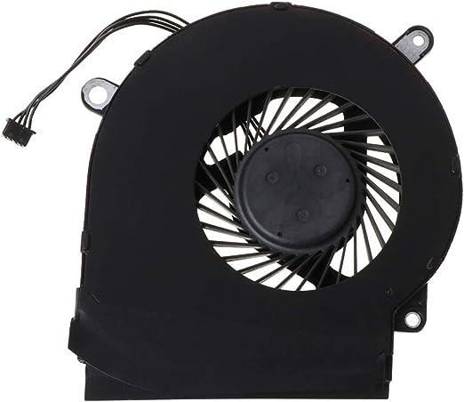 ZChun - Ventilador de CPU para HP 15-DC 15-DC0013TX 15-DC0004TX 15 ...