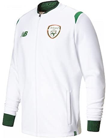 4f7b7a21dd0 New Balance Men s Offical Fai Merchandise Ireland Elite Training Walk Out  Jacket