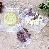 LooBooShop 100pcs/lot Translucent Plastic Cookie