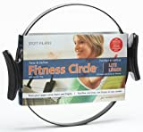 STOTT PILATES is a brand of MERRITHEW. The Fitness Circle Lite is a must-have for all Pilates enthusiasts. It improves muscle tone and is great for problem areas that are hard to firm up like inner and outer thighs, upper arms and chest. Add extra re...