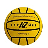 Kyпить KAP7 Size 2 HydroGrip Water Polo Ball (10U) (Yellow) на Amazon.com