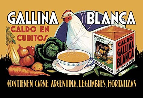 buyenlarge-0-587-07906-1-c2030-gallina-blanca-gallery-wrapped-canvas-print-20-x-30