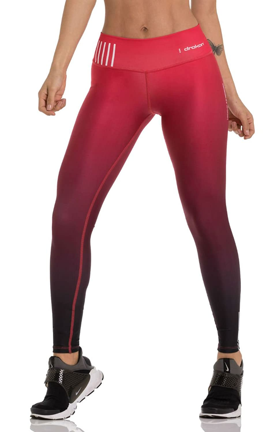 198543daf5 Drakon Many Styles of Crossfit Leggings Women Colombian Yoga Pants  Compression Tights