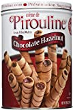 Pirouline Rolled Wafers, Chocolate Hazelnut, 28 Ounce