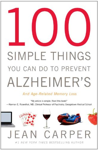 Simple Things Prevent Alzheimers Age Related product image