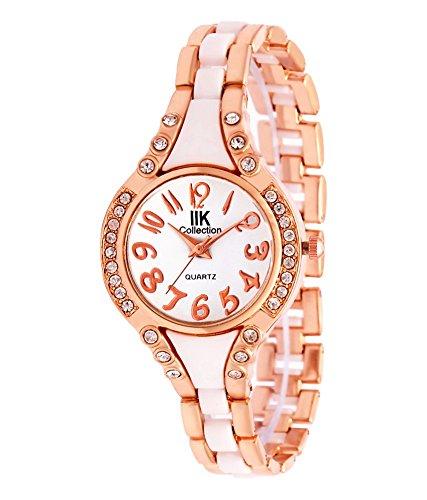 IIK Collection Analog Wrist Watch for Women and Girls  IIK 1010W