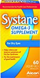 Alcon Systane Vitamin Omega-3 Healthy Tears 60 Softgel Review