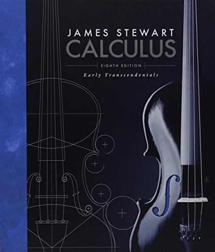 Bundle: Calculus: Early Transcendentals, 8th + WebAssign Printed Access Card for Stewart's Calculus: Early Transcendentals, 8th Edition, Multi-Term + ... 18, Student Edition Printed Access Card