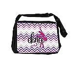 Dance Rosie Parker Inc. TM School Messenger Bag and Pencil Case Set