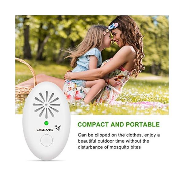 Repellente Ultrasuoni, Elettronico Mosquito Repellente Insetti Topi Ultrasuoni per Scarafaggi, Topo, Ragni, Roditore… 3 spesavip