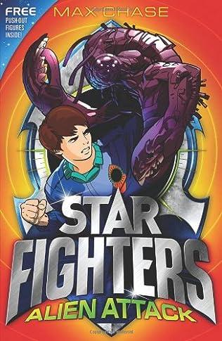 book cover of Alien Attack