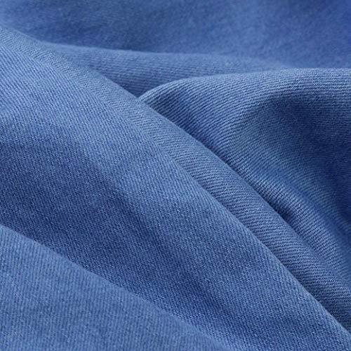 Skinny Distrutti Jeans Denim Sottile Da Uomo Nero Especial Signori Stirata Misura Distrutto Estilo Del Estivi Blua Dei Pantaloni Slim Fit 4Ux5wZIZ