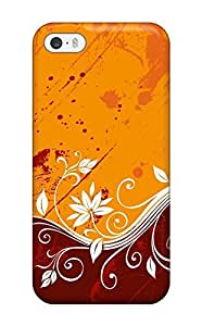 Case For Iphone 4/4S Cover Defender (pattern Color Vectors) 2610658K15521972