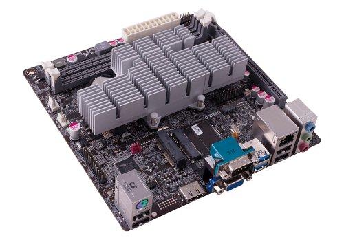ECS Elitegroup ECS AMD E1-2100 Dual Core Processor Mini ITX DDR3 1333 Motherboard KBN-I/2100 (1.1) (E Motherboard Series)