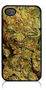 HeartCase Hard Case for Iphone 4 4G 4S (Weed )