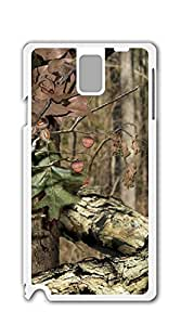 Design Phone Protective Cover case for samsung galaxy note3 for men - camo color