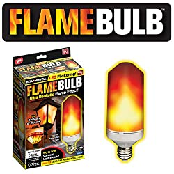 Image of the product Bell + Howell Flame Bulb that is listed on the catalogue brand of Bell+Howell.