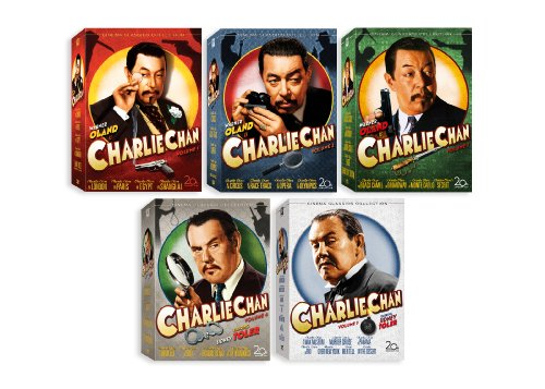 Charlie Chan Collection, Vol. 1 - 5 by Twentieth Century Fox