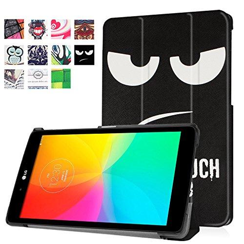 LG G Pad X 8.0 Case,LG G Pad III 3 8.0 Case,Beimu Painting Series Ultra Slim Lightweight PU Leather Stand Cover LG G Pad X 8.0 (T-Mobile V521WG) / G Pad III 8.0 V525 8-Inch (Drake Pedestal)