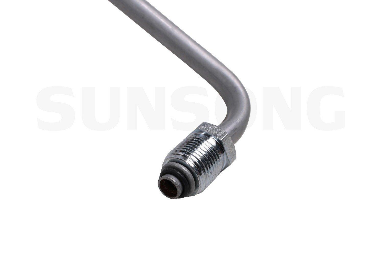 Sunsong 3402756 Power Steering Pressure Hose Assembly Pontiac, Saturn