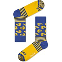 West Coast Eagles Stripes and Logo Happy Socks