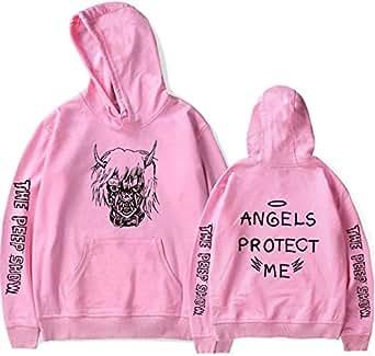 Fashion Lil Peep printing long sleeve round collar sweatshirt casual cotton hoodie couple top