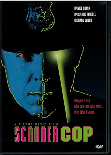 Scanner Cop [DVD] (2005)
